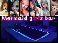 Mermaid girls bar